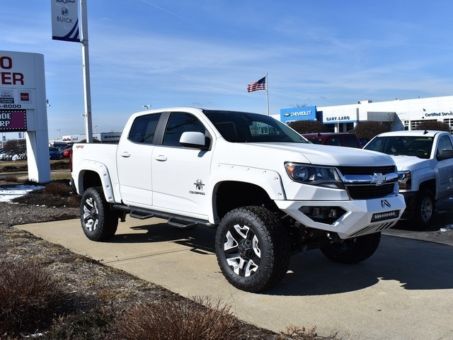 2018 Colorado Crew Cab 4x4,  Pickup #C180305 - photo 3