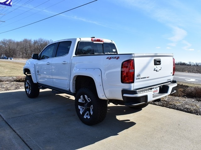 2018 Colorado Crew Cab 4x4,  Pickup #C180305 - photo 2