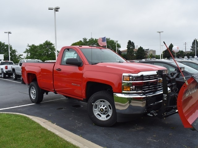 2018 Silverado 2500 Regular Cab 4x4,  Chevrolet Pickup #C180350 - photo 3