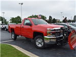 2018 Silverado 2500 Regular Cab 4x4,  Chevrolet Pickup #C180350 - photo 1