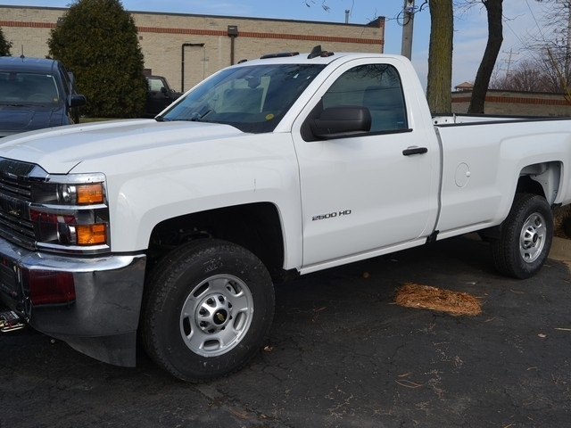 2018 Silverado 2500 Regular Cab 4x4,  Chevrolet Pickup #C180352 - photo 7