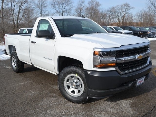 2018 Silverado 1500 Regular Cab 4x4,  Pickup #C180469 - photo 3