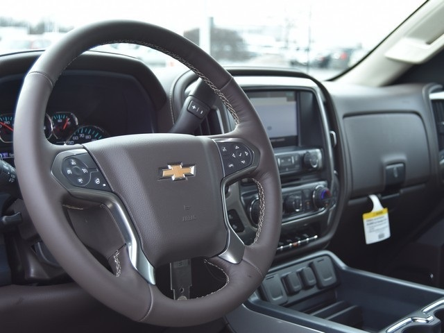 2018 Silverado 2500 Crew Cab 4x4,  Pickup #C180504 - photo 13