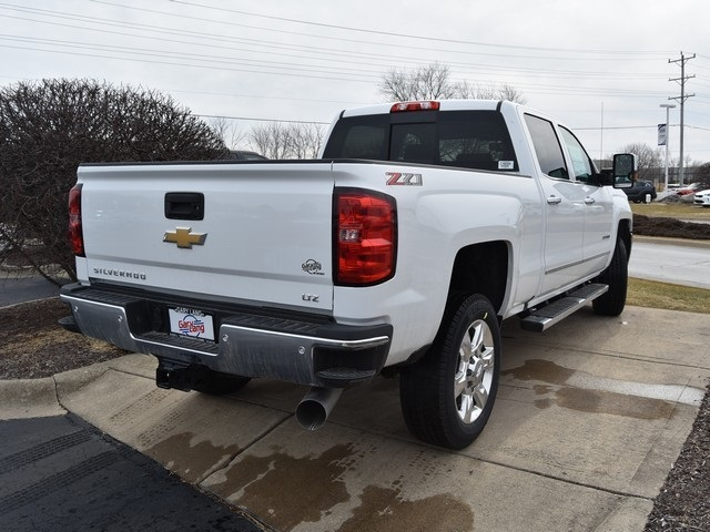 2018 Silverado 2500 Crew Cab 4x4,  Pickup #C180504 - photo 2