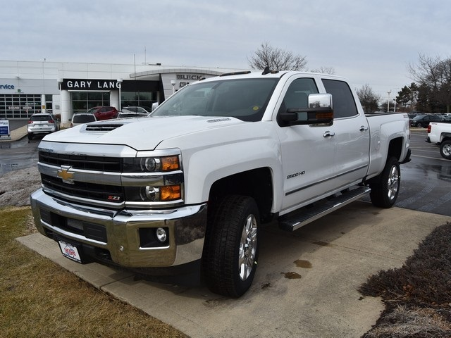2018 Silverado 2500 Crew Cab 4x4,  Pickup #C180504 - photo 4
