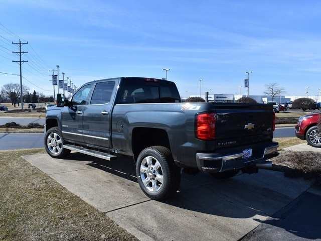 2018 Silverado 2500 Crew Cab 4x4,  Pickup #C180505 - photo 2