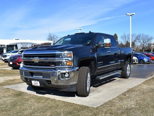 2018 Silverado 2500 Crew Cab 4x4,  Pickup #C180505 - photo 8