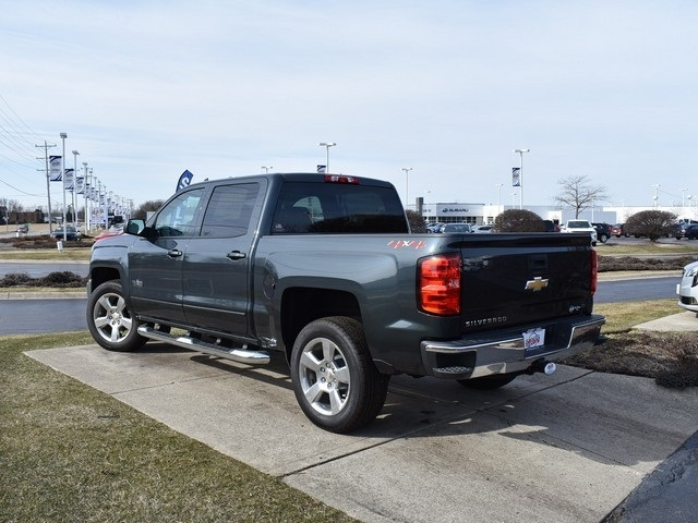 2018 Silverado 1500 Crew Cab 4x4,  Pickup #C180510 - photo 2