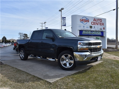 2018 Silverado 1500 Crew Cab 4x4,  Pickup #C180510 - photo 3