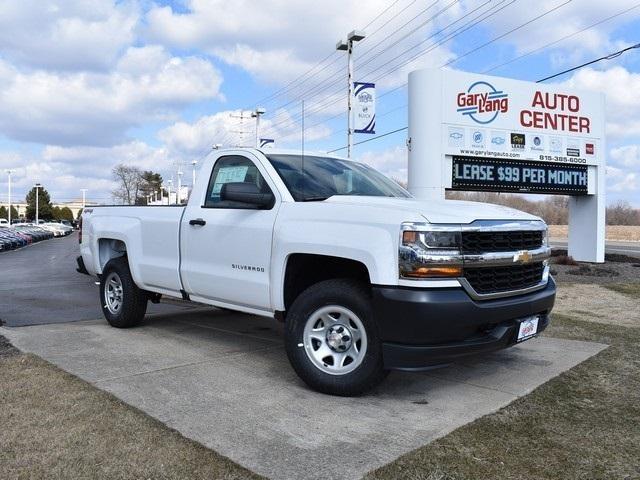 2018 Silverado 1500 Regular Cab 4x4,  Pickup #C180591 - photo 3