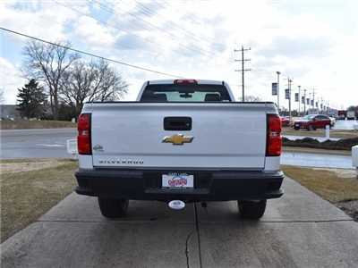 2018 Silverado 1500 Regular Cab 4x4,  Pickup #C180591 - photo 4