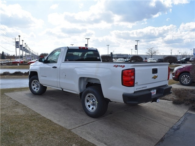 2018 Silverado 1500 Regular Cab 4x4,  Pickup #C180591 - photo 2
