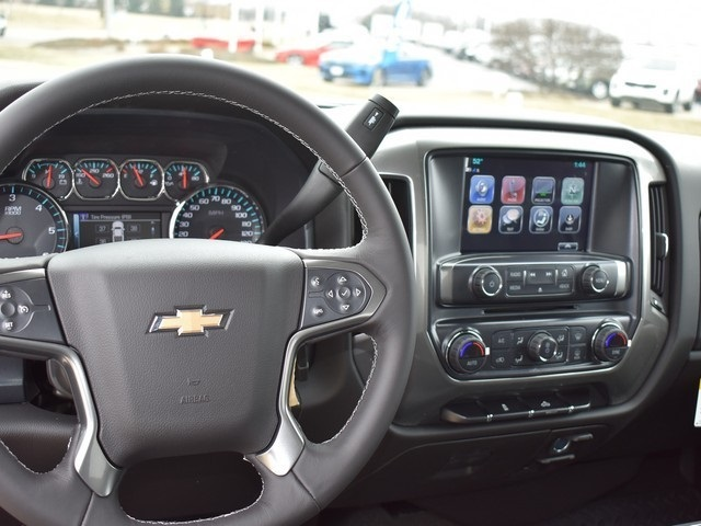 2018 Silverado 1500 Double Cab 4x4,  Pickup #C180667 - photo 8