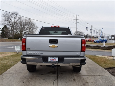 2018 Silverado 1500 Double Cab 4x4,  Pickup #C180667 - photo 4