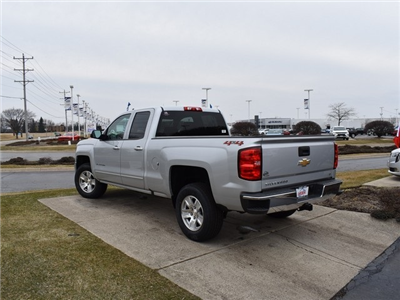 2018 Silverado 1500 Double Cab 4x4,  Pickup #C180667 - photo 2