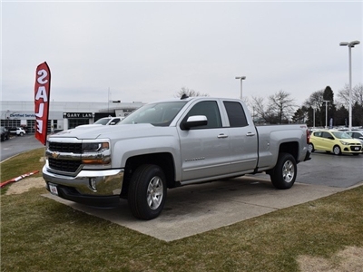 2018 Silverado 1500 Double Cab 4x4,  Pickup #C180667 - photo 1