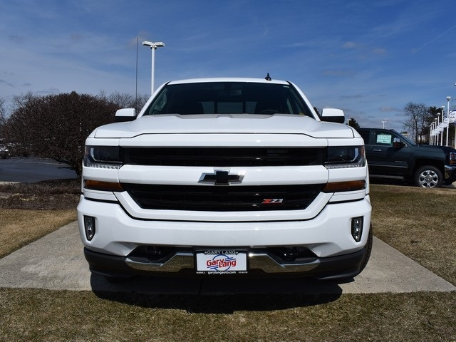 2018 Silverado 1500 Double Cab 4x4,  Pickup #C180691 - photo 7