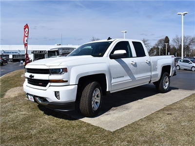 2018 Silverado 1500 Double Cab 4x4,  Pickup #C180691 - photo 1