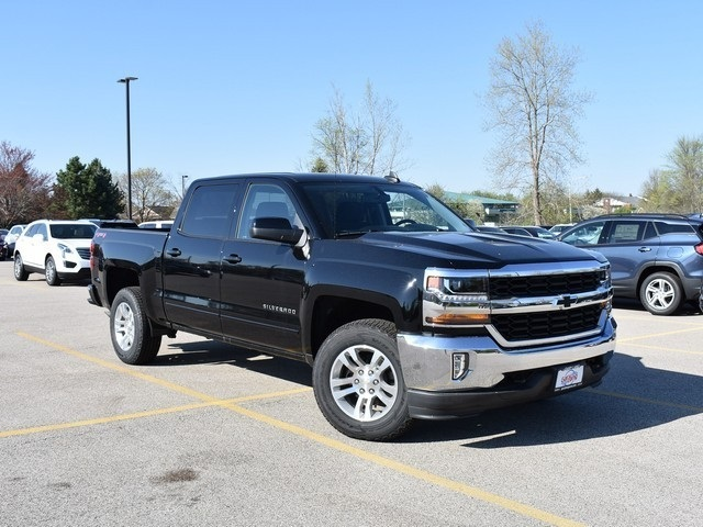 2018 Silverado 1500 Crew Cab 4x4,  Pickup #C180922 - photo 3