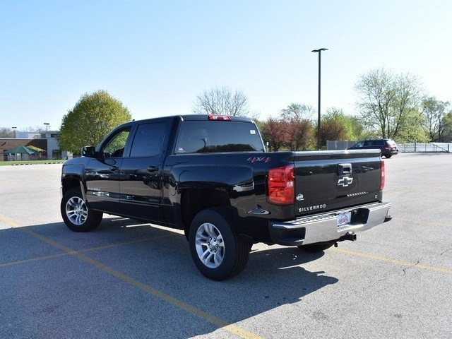 2018 Silverado 1500 Crew Cab 4x4,  Pickup #C180922 - photo 2