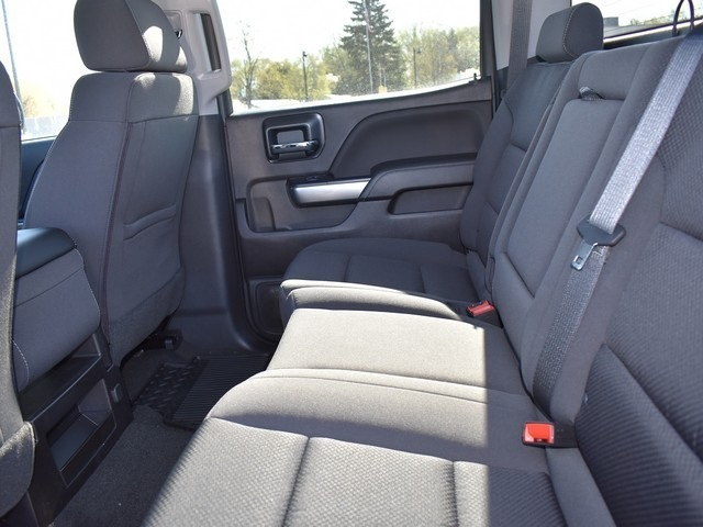 2018 Silverado 1500 Crew Cab 4x4,  Pickup #C180922 - photo 8