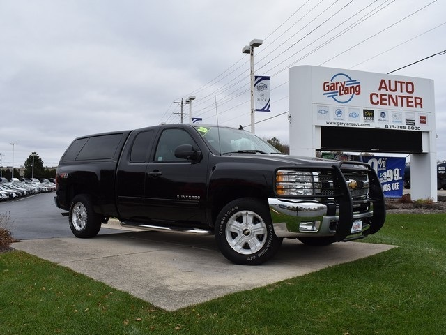 2013 Silverado 1500 Double Cab 4x4,  Pickup #C180996A - photo 1