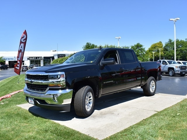 2018 Silverado 1500 Crew Cab 4x4,  Pickup #C181055 - photo 4