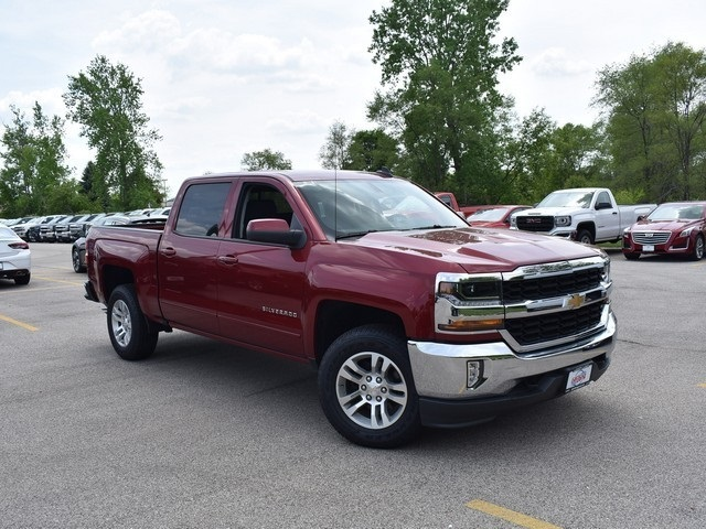2018 Silverado 1500 Crew Cab 4x4,  Pickup #C181070 - photo 1