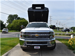 2018 Silverado 3500 Regular Cab DRW 4x2,  Knapheide Drop Side Dump Body #C181084 - photo 9