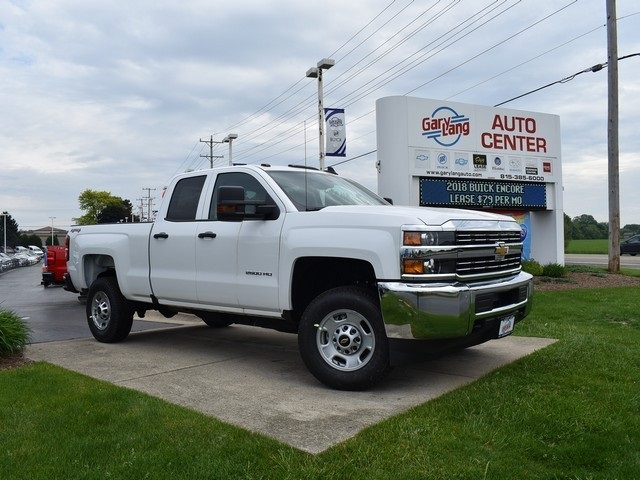 2018 Silverado 2500 Double Cab 4x4,  Pickup #C181087 - photo 1