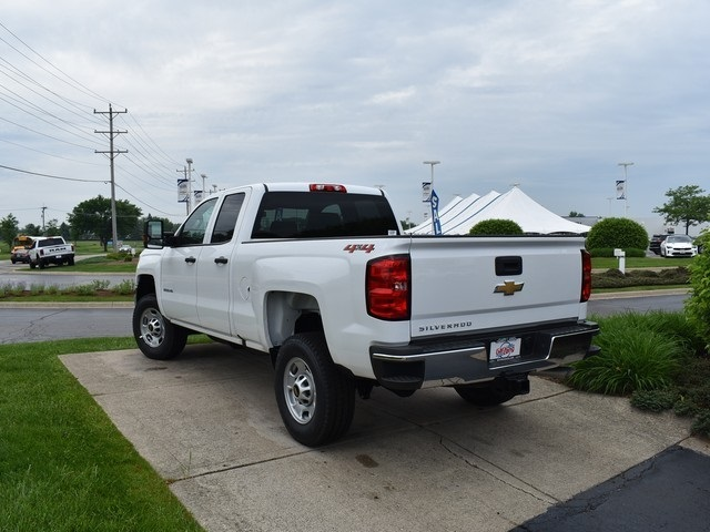 2018 Silverado 2500 Double Cab 4x4,  Pickup #C181087 - photo 2