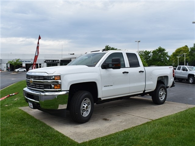 2018 Silverado 2500 Double Cab 4x4,  Pickup #C181087 - photo 5