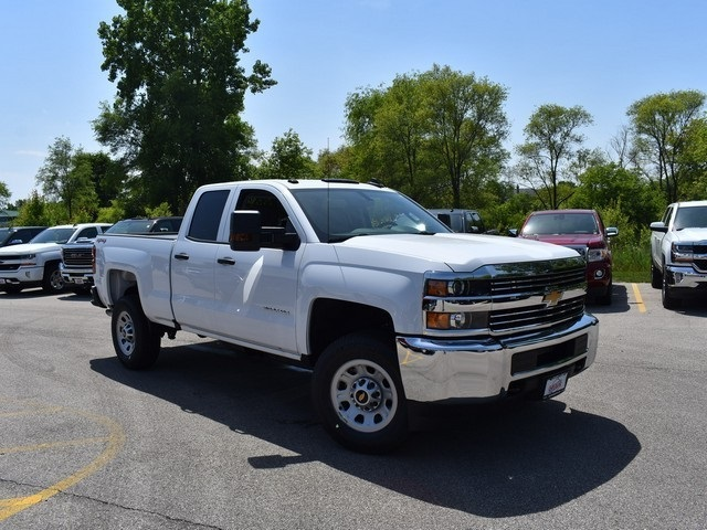 2018 Silverado 2500 Double Cab 4x4,  Pickup #C181089 - photo 3