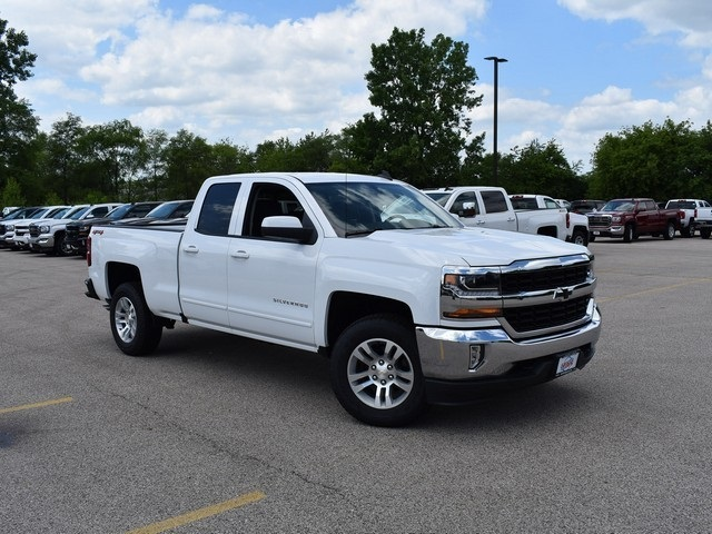 2018 Silverado 1500 Double Cab 4x4,  Pickup #C181131 - photo 1