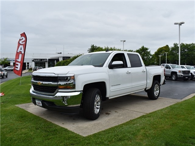 2018 Silverado 1500 Crew Cab 4x4,  Pickup #C181145 - photo 4