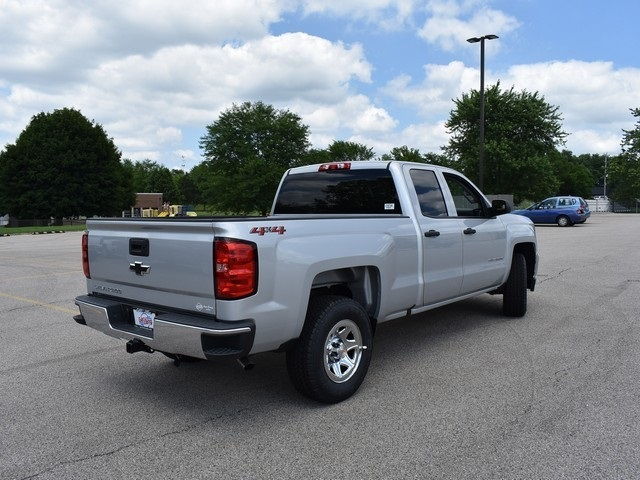 2018 Silverado 1500 Double Cab 4x4,  Pickup #C181148 - photo 2