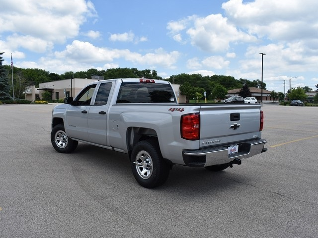 2018 Silverado 1500 Double Cab 4x4,  Pickup #C181148 - photo 4