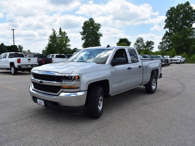 2018 Silverado 1500 Double Cab 4x4,  Pickup #C181148 - photo 5