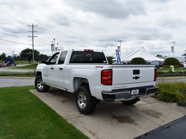 2018 Silverado 1500 Double Cab 4x4,  Pickup #C181178 - photo 3