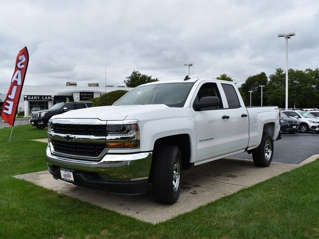 2018 Silverado 1500 Double Cab 4x4,  Pickup #C181178 - photo 4