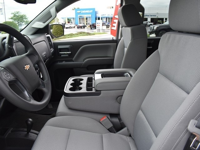 2018 Silverado 1500 Double Cab 4x4,  Pickup #C181178 - photo 9