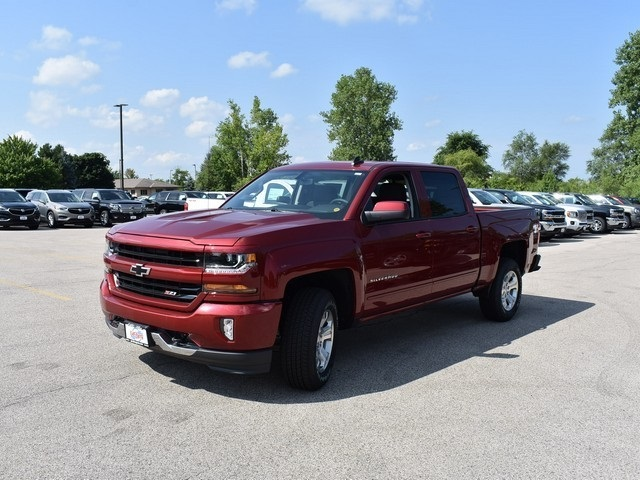 2018 Silverado 1500 Crew Cab 4x4,  Pickup #C181218 - photo 1