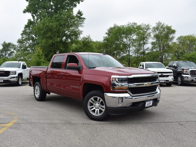 2018 Silverado 1500 Crew Cab 4x4,  Pickup #C181224 - photo 3
