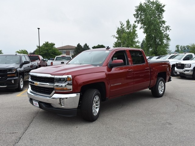2018 Silverado 1500 Crew Cab 4x4,  Pickup #C181224 - photo 1