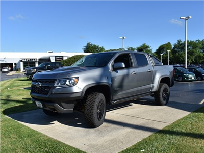 2018 Colorado Crew Cab 4x4,  Pickup #C181236 - photo 6