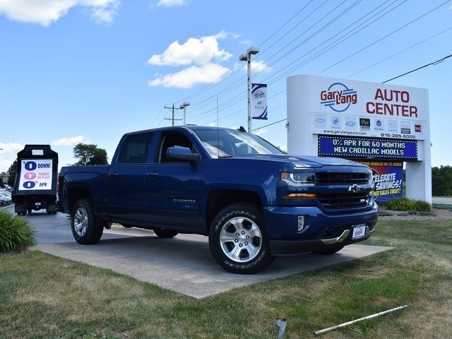 2018 Silverado 1500 Crew Cab 4x4,  Pickup #C181260 - photo 1