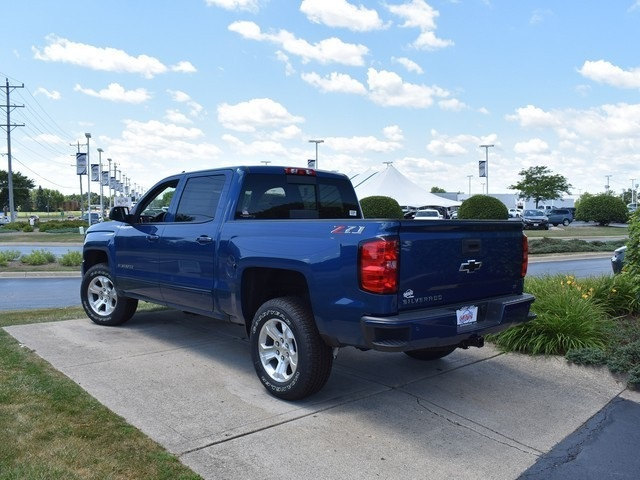 2018 Silverado 1500 Crew Cab 4x4,  Pickup #C181260 - photo 2