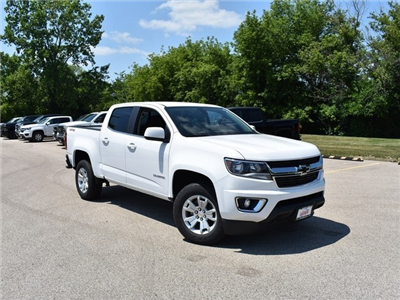 2018 Colorado Crew Cab 4x4,  Pickup #C181267 - photo 1