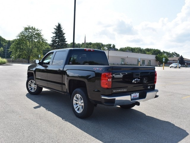 2018 Silverado 1500 Crew Cab 4x4,  Pickup #C181268 - photo 2