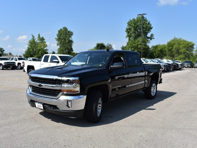 2018 Silverado 1500 Crew Cab 4x4,  Pickup #C181268 - photo 1